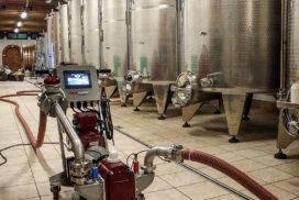pompa lobi elicoidali vino