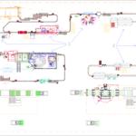 layout imbottigliamento